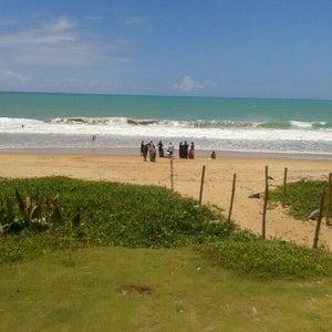 Praia de Jacarecica