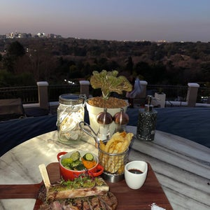 Flames Restaurant at Four Seasons Hotel The Westcliff, Johannesburg
