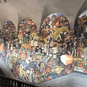 Galería de Palacio Nacional