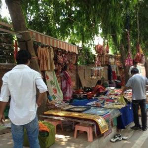 Janpath Street Market