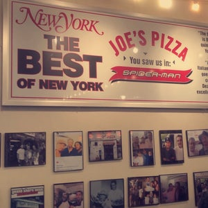 Joe�??s Pizza