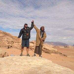 Wadi Rum Protected Area (�?اد�? ر�?)