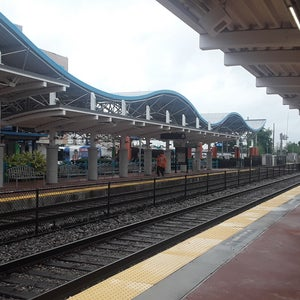 SunRail Station at Lynx Central Station