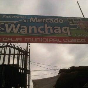 Mercado de wanchaq