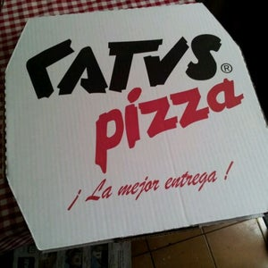 Lists Featuring Catus Pizza