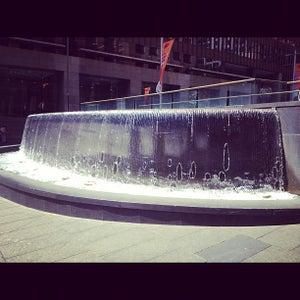 Martin Place Fountain