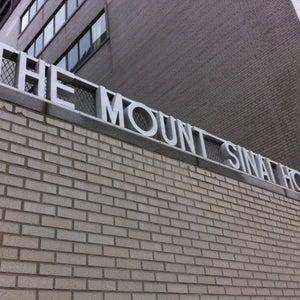 Lists featuring The Mount Sinai Hospital