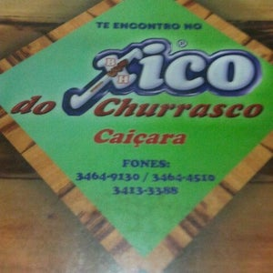 Chxico do Churrasco