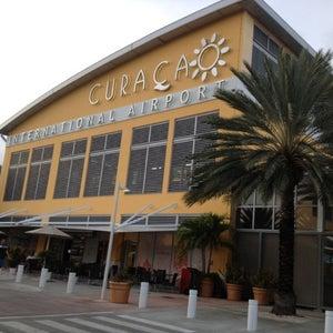 Curaçao International Airport (CUR) (Curaçao International Airport)