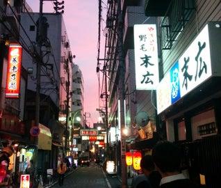 ディープな横浜を食べ飲み歩く旅