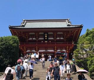 ローカル電車「えのでん」で鎌倉と江ノ島を巡る旅