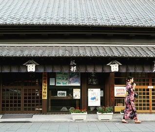 「小江戸」川越で、町歩きを楽しむ旅