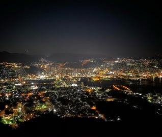 長崎の夜景を満喫する旅