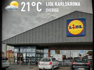 Lidl Karlskrona