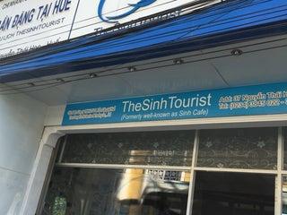 The Sinh Tourist