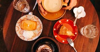 Eddie's Café Et Tiramisu