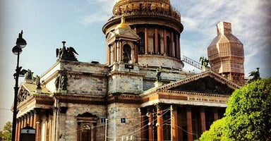 Saint Isaac's Cathedral (Исаакиевский собор)