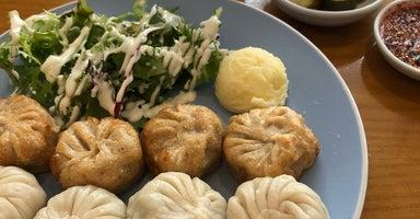 Mandoo Korean Dumplings