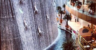 The Dubai Mall (دبي مول)
