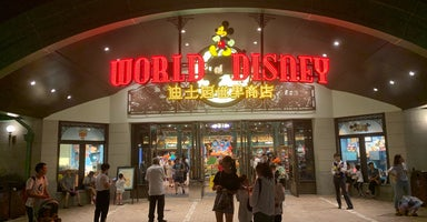 World of Disney Store (迪士尼世界商店)