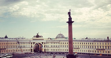 Palace Square (Дворцовая площадь)
