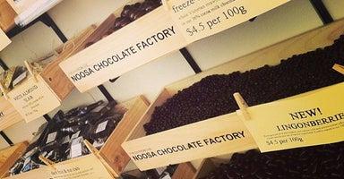 The Dark Chocolatier by the Noosa Chocolate Factory