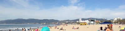 South Santa Monica Beach