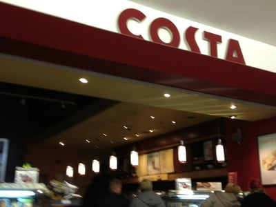 Costa Coffee In Partick Scotland United Kingdom Online Guide