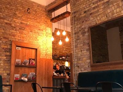 Hackney Coffee Company In Old Ford England United Kingdom