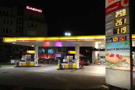 Shell 3036 София Дианабад