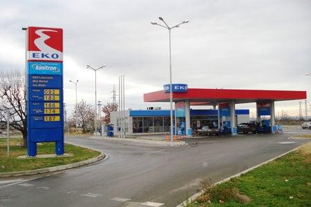 Eko 1915 Сливен - Старозагорско шосе