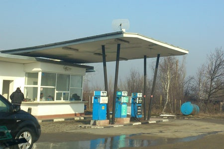 Бензиностанция Евро Петрол 7