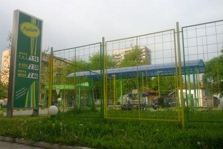 Бензиностанция Lusy Царевец