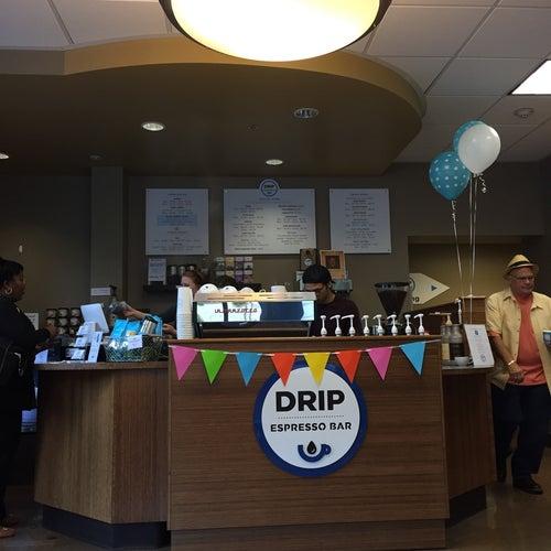 Drip Espresso Bar