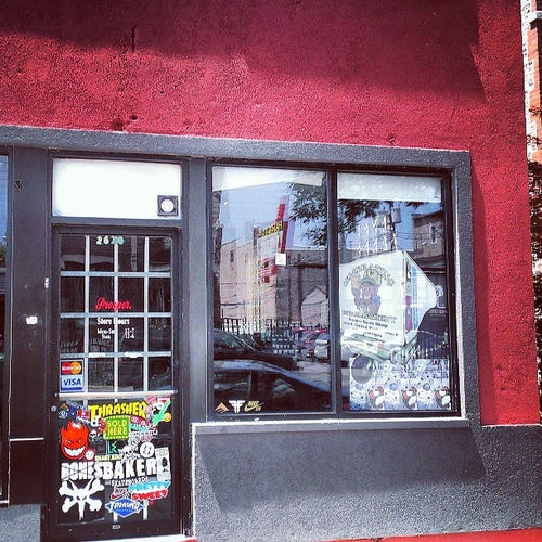 Prosper Skateboard Shop