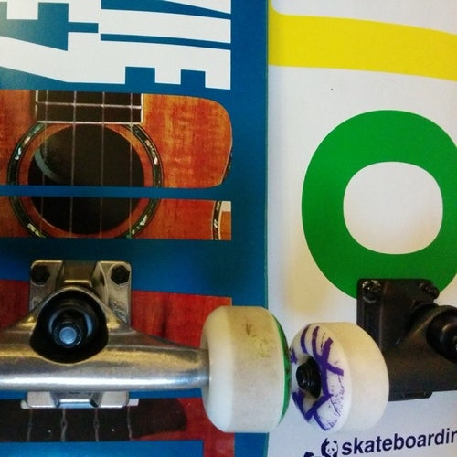 Mission Skateboards
