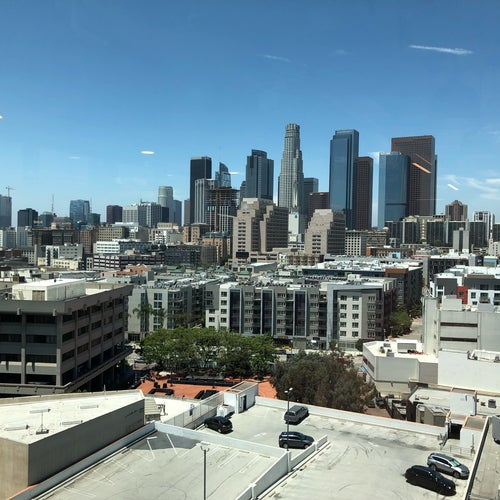 CENTRL Office Downtown Los Angeles