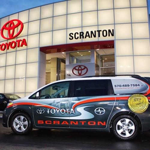 Toyota of Scranton