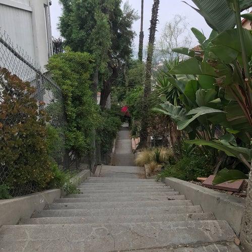 Los Feliz Heights Steps