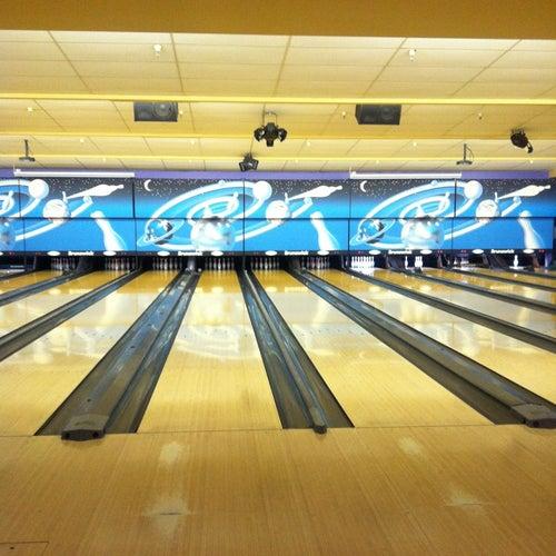 Presidio Bowling Center