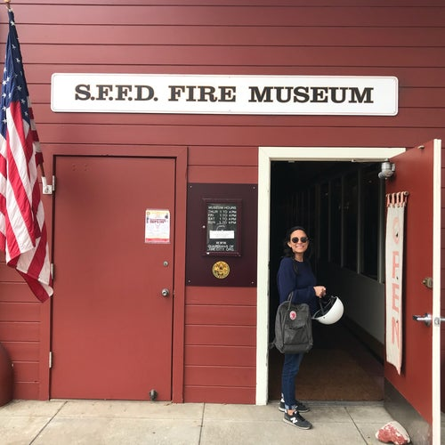 San Francisco Fire Department Museum