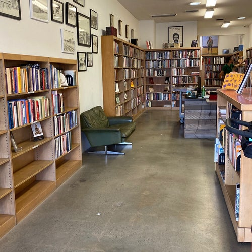 Alias Books East