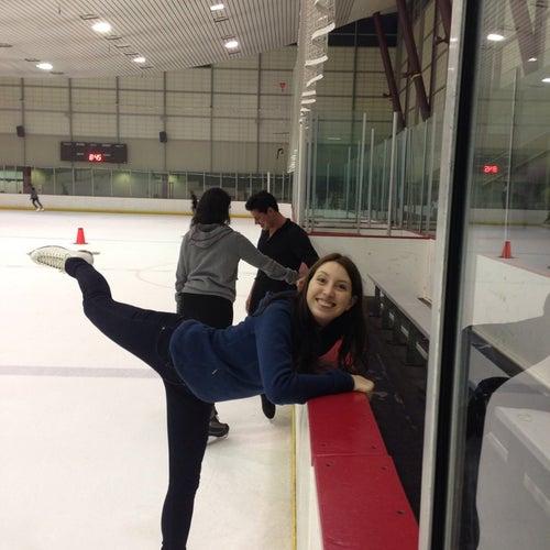 Yerba Buena Ice Skating & Bowling Center