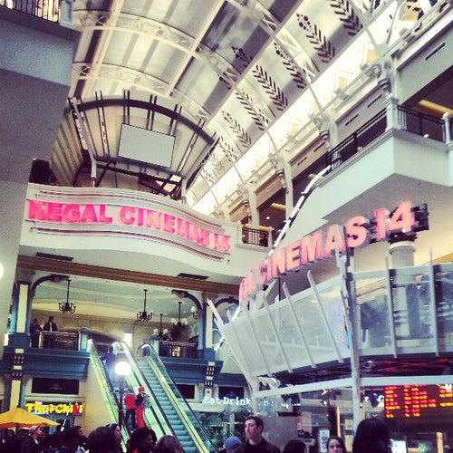 Regal Cinemas Gallery Place 14