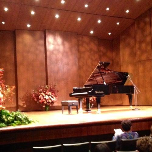 Kaufmann Concert Hall