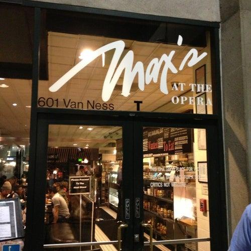 Max's Opera Cafe