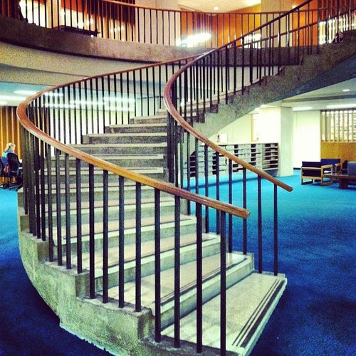 Lehman Social Sciences Library