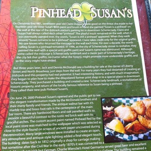 Pinhead Susan's