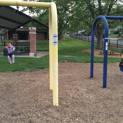 oakley playground