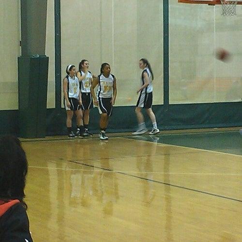 Backcourt Hoops